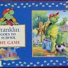 Vintage 1999 Pressman Franklin Goes to School The Game