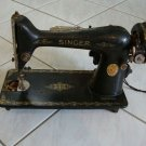 Vintage 1925 Singer Sewing Machine Model 66 for Rehab or Parts