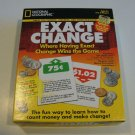 National Geographic 2005 Exact Change Educational Game