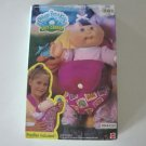Vintage Mattel 1996 Cabbage Patch Kids Soft Carrier New MIB
