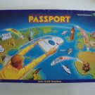 Vintage Texas Instruments Passport Board Game