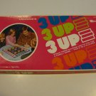 Vintage 1972 Lakeside 3 Up Board Game