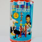 Vintage 1963 Fisher Price Junior Circus Container MINT!!!!