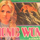 Vintage 1976 Parker Bros. The Bionic Woman Board Game