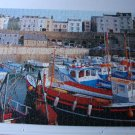 Ravensburger Town and Harbour at Tenby Jigsaw Puzzle 1000 Pc