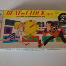 Vintage 1969 Milton Bradley Beat the Clock 2nd Edition Game
