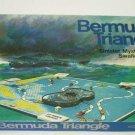 Vintage 1975 Milton Bradley Bermuda Triangle Board Game
