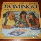 Vintage Whitman 1982 Domingo Game