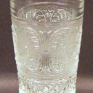 Vintage EAPG Duncan & Miller Sandwich Flat Ice Tea Glass Tumbler - Set of 2