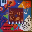 Vintage 1994 Endgame Entertainment Music Mania Board Game