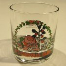 Vintage 1980 Tom Wilson Ziggy It's Christmas - Enjoy Glass