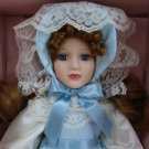 "Vintage DanDee Intl. Collector's Choice 18"" Porcelain Doll - MIB"