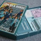 Vintage 1964 3M Bookshelf Stocks & Bonds Board Game