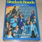 Vintage 1978 Avalon Hill Stocks & Bonds Board Game