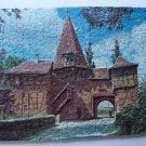 Vintage 1968 Milton Bradley Contour 500 Piece Puzzle