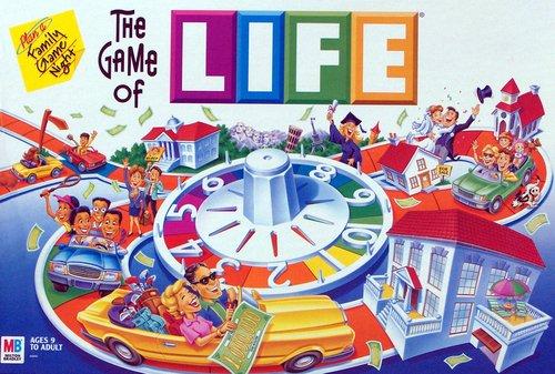 New - 2002 Milton Bradley The Game of Life Board Game MIB