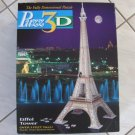 Vintage 1995 Puzz 3D Wrebbit Eiffel Tower - 703 Pc Puzzle