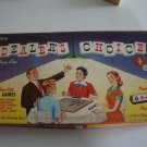 Vintage 1954 Transogram Dealer's Choice Board Game