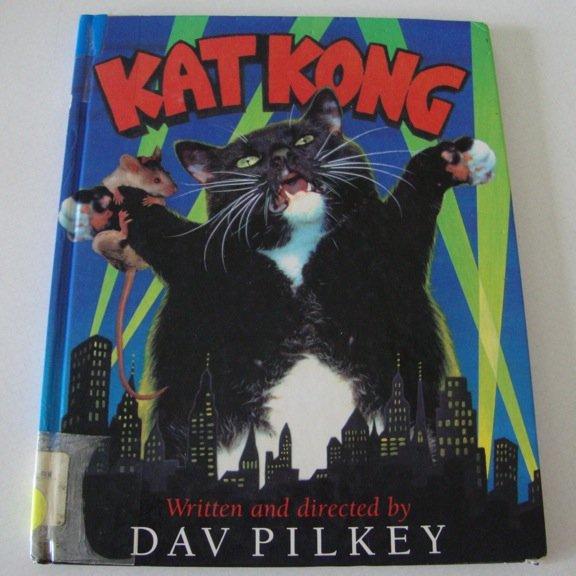 Kat Kong [Library Binding] ISBN: 9780152420369