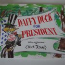 Daffy Duck For President ISBN: 1890371009