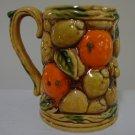 Vintage 60's Inarco E4486 Orange Spice Large Mug Stein