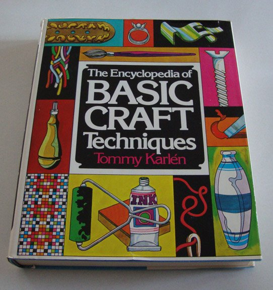 Encyclopedia of Basic Craft Techniques ISBN: 0877494193