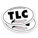 Ten Lives Club TLC Bumper Sticker