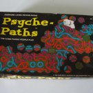 Vintage 1969 Funtastic Psyche-Paths Puzzle Game #805