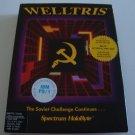 Vintage 1989 Spectrum Holobyte Welltris Software IBM