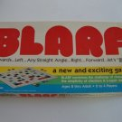 Vintage 1981 Parlor Games' Blarf Board Game