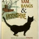 Vintage 1966 Sam, Bangs & Moonshine Book - Benefit for Cat Rescue