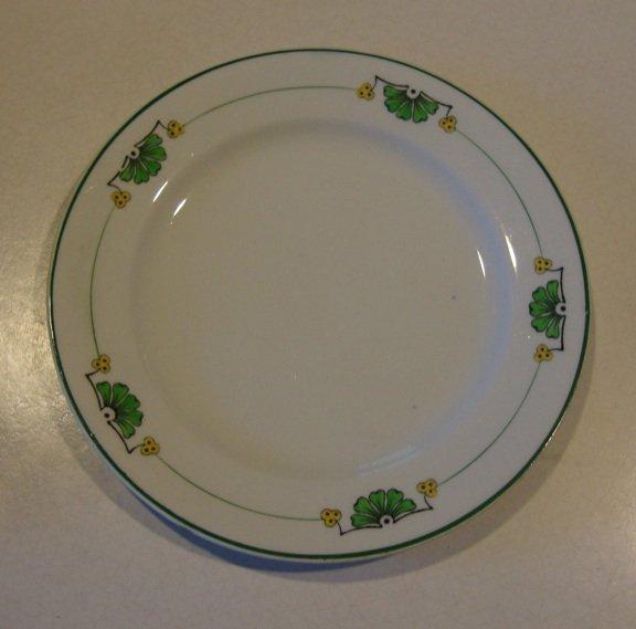 """Vintage Grindley England 794 Bread Plate 5 7/8"""" - Set of 3"""