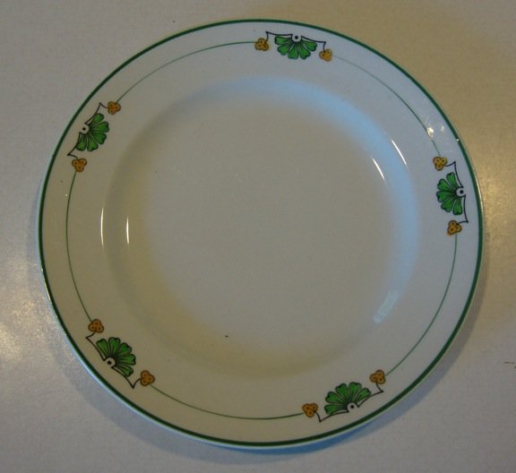 "Vintage Grindley England 794 Salad Plate 7 7/8"" - Set of 2"