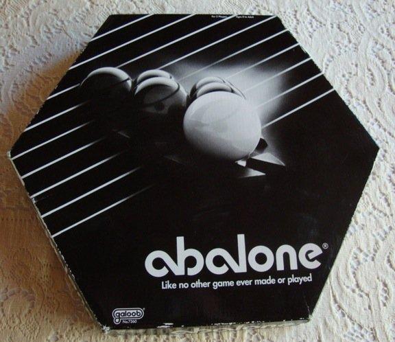 Vintage 1990 Galoob Abalone  Game