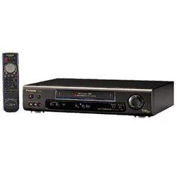 Vintage Panasonic PV-S7670 VCR Super-VHS Hi-Fi Stereo Video Cassette Recorder