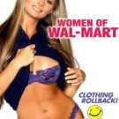 Playboy 2003 Women of Wal-mart VHS Tape