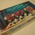 Vintage 1987 Decipher The California Raisins Board Game