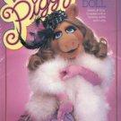 Vintage 1980 Colorforms Miss Piggy Paper Doll - Sealed