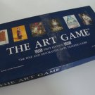 Vintage 1981 Bancroft Darrow The Art Game Board Game