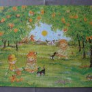 Vintage Peaches 'n' Cream 500 pc. Puzzle