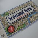 Vintage 1985 MB Scotland Yard Board Game