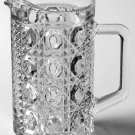 Vintage EAPG Federal Glass Windsor One Pint Pitcher
