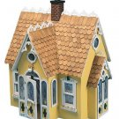 """Vintage 1995 Greenleaf No. 9306 """"The Buttercup"""" Wood Dollhouse Kit MIP"""