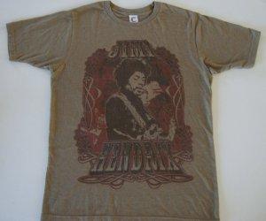 Jimi Hendrix T-Shirt Size Small