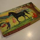 Vintage 1952 Transogram Game of Black Beauty Board Game
