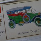 Vintage 1967 Pyro 1911 Sevens-Duryea Model Car Kit #C453-125