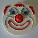 Vintage 1973 Sanitoy Clown Music Box