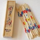 Wooden Pickup Sticks Game Mikado Spiel