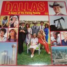 Vintage 1980 Yaquinto Publications Dallas A Game of the Ewing Family