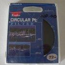 Kenko Circular PL Filter 72mm SLR
